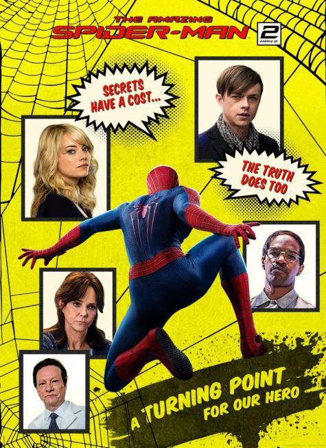 Une affiche-hommage pour Amazing Spider-Man 2